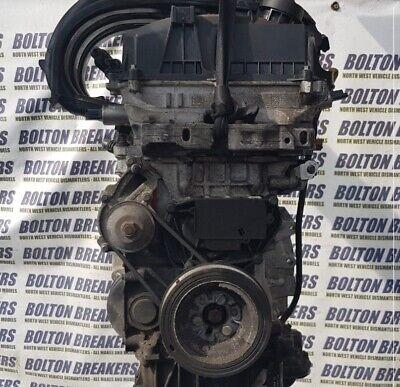 2012-2020 PEUGEOT 208 MK1 1199CC 82BPH PETROL EB2F  BARE ENGINE