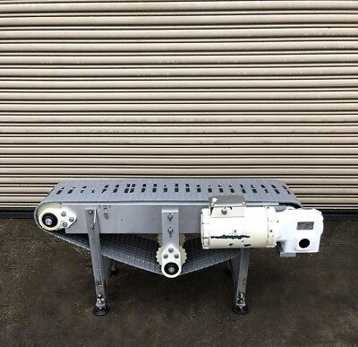 12 X 4 Long Stainless Conveyor 1 Food Conveying