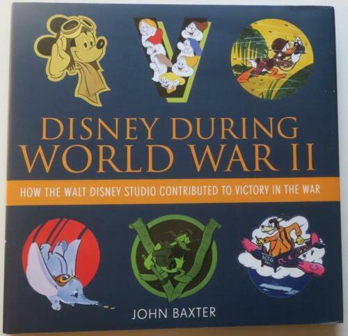Disney During World War II: How the Walt Disney Studio Contributed to Victory