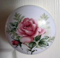 POIGNÉES de PORTE Victoriennes 1-porcelain2-bois/wood DOOR KNOBS