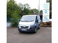 Peugeot Boxer 2.2 Diesel Wheelchair Access Vehicle WAV 2013 Side Loading Doors