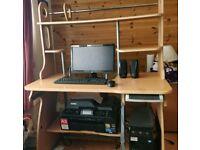 Computer desk PLUS MORE!!!