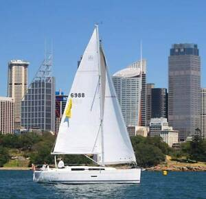 Charter yacht in survey working on Sydney Harbour Darling Point Eastern Suburbs Preview