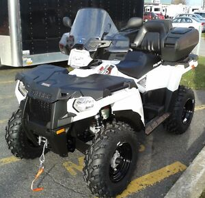 VTT Polaris 570 Touring 2014 - 2 places - 1 700 km