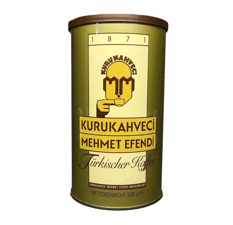Turco Mocha Caffè 500 g von Kurukahveci Mehmet Efendi Finemente Macinati