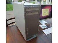 APPLE Mac Pro Tower - QUAD CORE - 4 x 2.66ghz + 4GB + 250GB + DVDRW + OSX 10.7.5 - BARGAIN @ £125