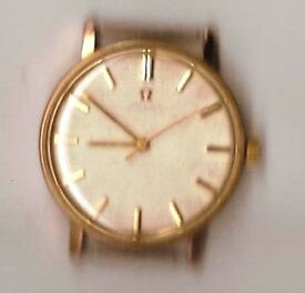 A 1960'S GENTS OMEGA, AUTOMATIC WRISTWATCH