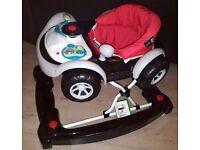 My Child Car Baby Walker / Rocker