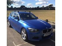 BMW 1 Series 2.0 118d M Sport Sports Hatchback 5dr