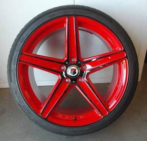 20inch BK Alloy Rim and Tyre To Suit Commodore Toowoomba Toowoomba City Preview