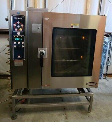 Alto Shaam Combitherm 12.18 Esg Commercial Oven Gas Combination Steameroven Wow