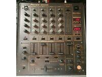 Pioneer professional Dj Mixer Djm-600