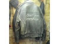 Genuine Harley davidson jacket