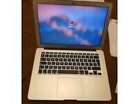 """MacBook Air Purchased 2017 i5 8GB 13.3"""" Brand New Cond 2015 Model £549 ONO PX Swaps Welcome"""