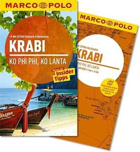 MARCO POLO Reiseführer Krabi, Ko Phi Phi, Ko Lanta von Wilfried Hahn (2015, Tas…