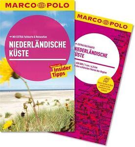 !! Niederländische Küste mit Karte Holland UNGELESEN 2014 Niederlande Marco Polo