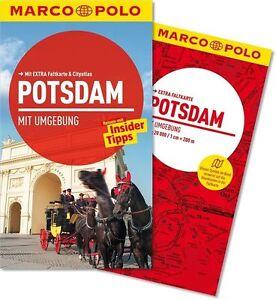 !! Potsdam und Umgebung 2015 mit Karte Babelsberg Sanssouci Marco Polo