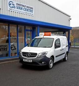Mercedes-Benz Citan 109 1.5CDI LWB One Owner Low Miles Video Available