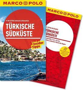 MARCO POLO Reiseführer Türkische Südküste. 2012