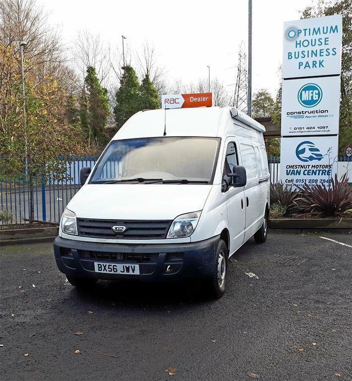 Used Ford Transit In Widnes Cheshire: LDV Maxus 2.5CDI 3.5t LWB Hi Roof 2006 Camper / Day / Band