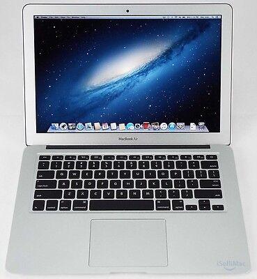 """Apple 2012 MacBook Air 13"""" 1.8GHz I5 128GB 4GB MD231LL/A + B Grade + Warranty!"""
