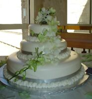 """Wedding Cakes, Birthday Cakes, Special Event Cakes, Pastries!!!"