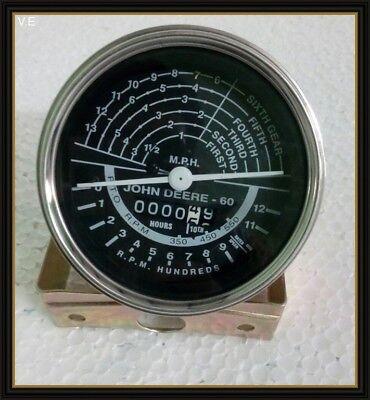 John Deere Tractor Tachometer For 506070520530620630720