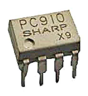 Sharp Pc910 Dip Ultra-high Speed Response Opic Photocoupler Usa Ship