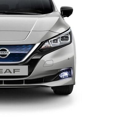 Genuine Nissan Leaf ZE1 2018> Fog Lamp Kit (LED White Light) #KE6225S502