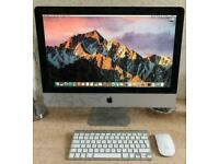21.5' Apple iMac 3.06Ghz Core 2 Duo 12gb 500GB HDD Logic Pro X Ableton 9 Reason Pro Tools 10 Waves