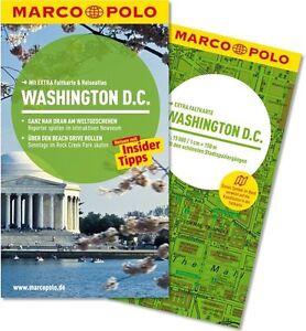MARCO POLO Reiseführer Washington D.C. UNGELESEN statt 11.99 nur ...