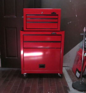 Tool chest and cabinet