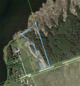 2.76 ACRES - VACANT LOT ON WATER