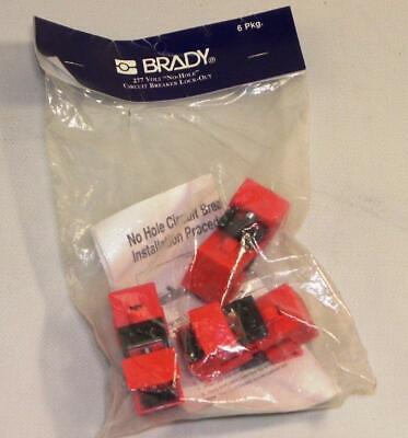 Brady Clamp-on Breaker Lockouts 65965
