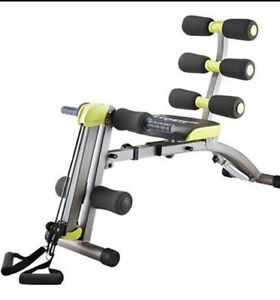 wonder core ii 2 ultimate workout fitness exercise gym. Black Bedroom Furniture Sets. Home Design Ideas