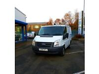 Ford Transit 2.2TDCi T300 Ex BT Fleet Full Service History Video Available!