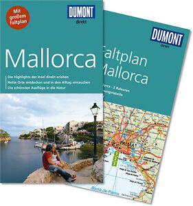 Mallorca 2015 Spanien UNGELESEN  Reiseführer mit Extra Karte Dumont direkt