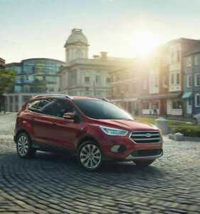 2018 Ford Escape TITANIUM (highest model) - Buy or Lease