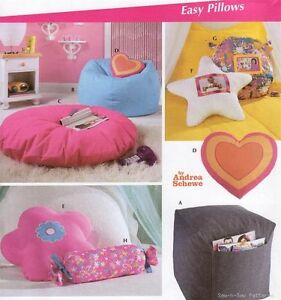 Free Cushion and Futon Cover Sewing Patterns