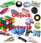 OBJECT PRIVATE