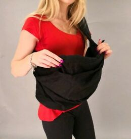 BABY SLING (PERFECT FOR BREASTFEEDING)