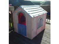 Play House Outdoor Garden
