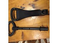 T-Bar Scooter seat and O-Bar