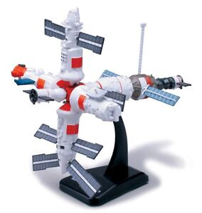 MIR SPACE STATION, NewRay Model Kit, Mint in Box