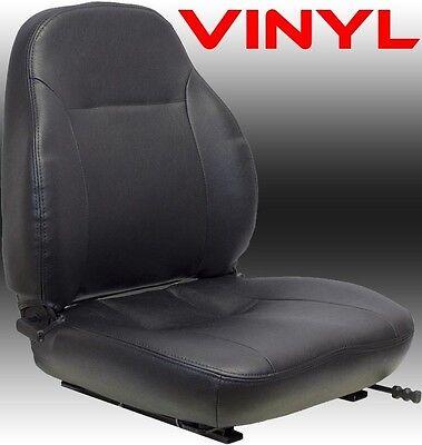 Komatsu Skid Steer Seat - Fits Various Models S2