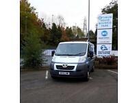 Peugeot Boxer 2.2 Diesel Wheelchair Access Vehicle WAV 2013 Side Loading Doors
