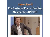 Anton Kreil Trading Institute of Trading and Portfolio Management 7 DVDs