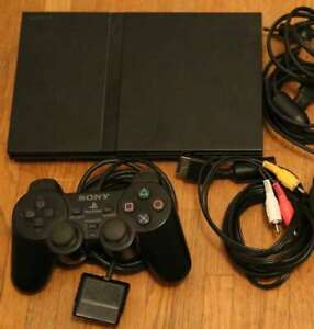 Sony Play Station 2 with 1 controller.