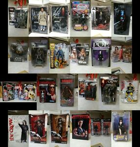 Action Figure Collection For Sale