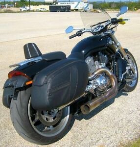 Vrod V Rod Muscle Saddle Bags